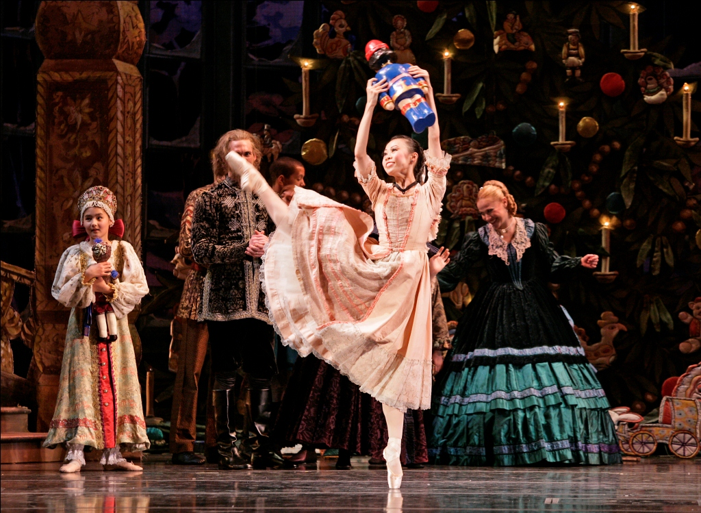 Atlanta Ballet's Nutcracker