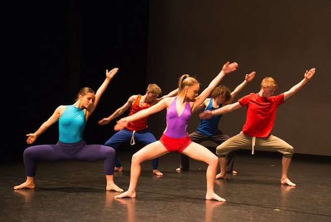 Australian Youth Dance Festival 2014