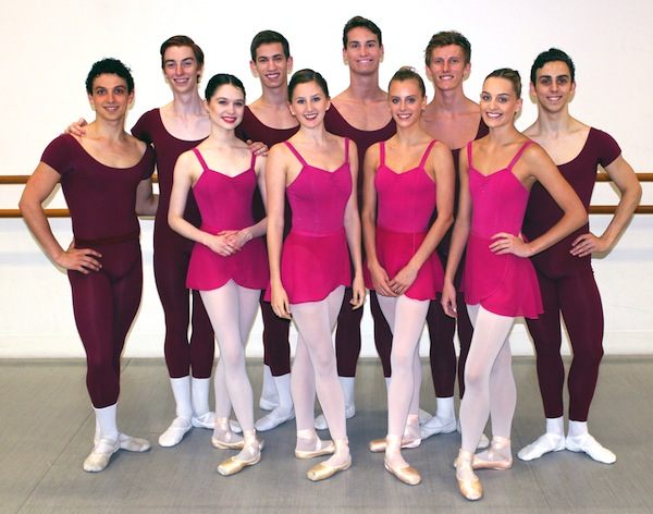 Students of The Australian Ballet School