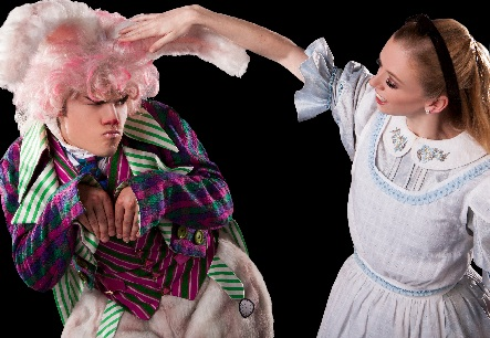 BalletMet in Alice in Wonderland