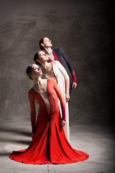 Ballet West in Jiri Kylian's 'Forgotten Land'
