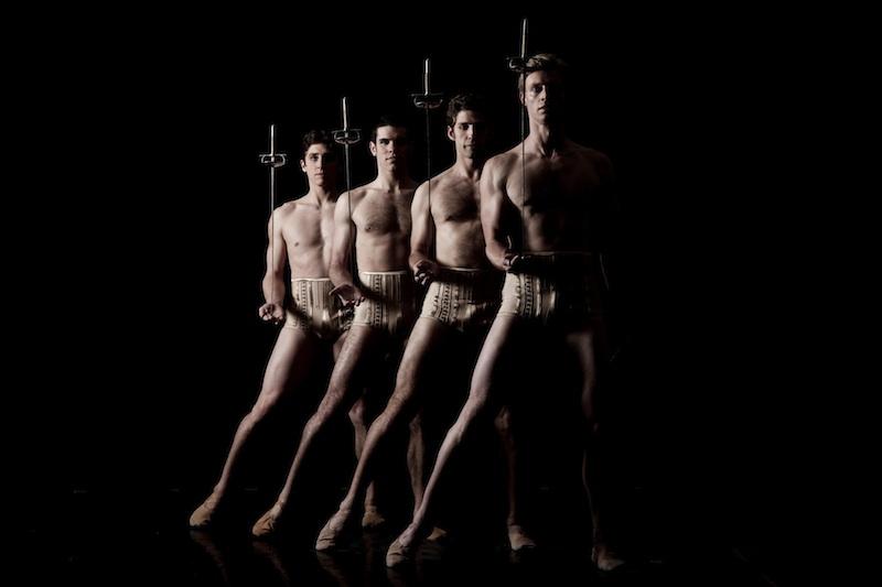 Ballet West in Jiri Kylian's 'Petite Mort'