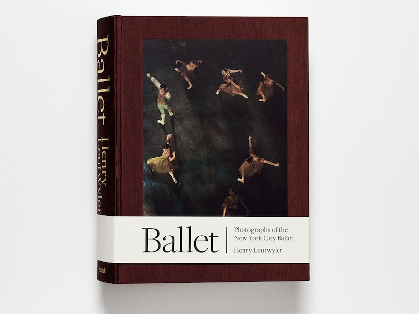 'Ballet, Photographs of the New York City Ballet.' Photo courtesy of photographer Henry Leutwyler.
