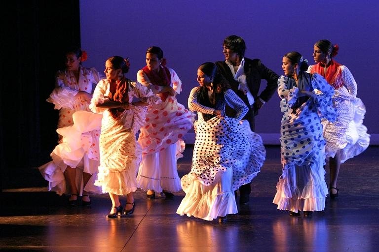 Ballet Flamenco La Rosa