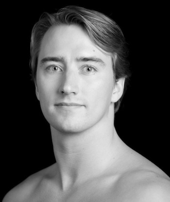 Ballet West's Christopher Sellars