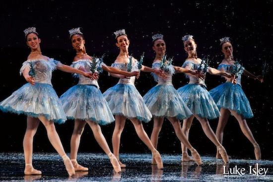 Ballet West in The Nutcracker