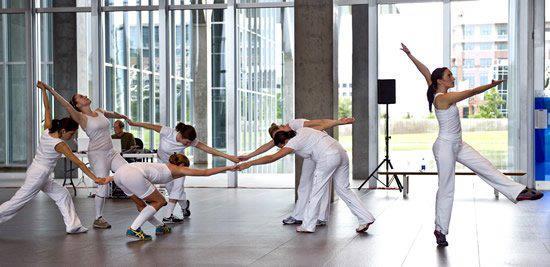Barefoot Brigade Dance Festival