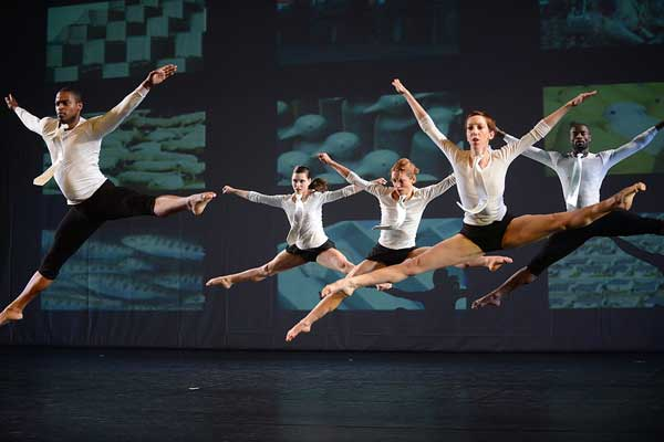 Battery Dance Company's 32nd Annual Downtown Dance Festival