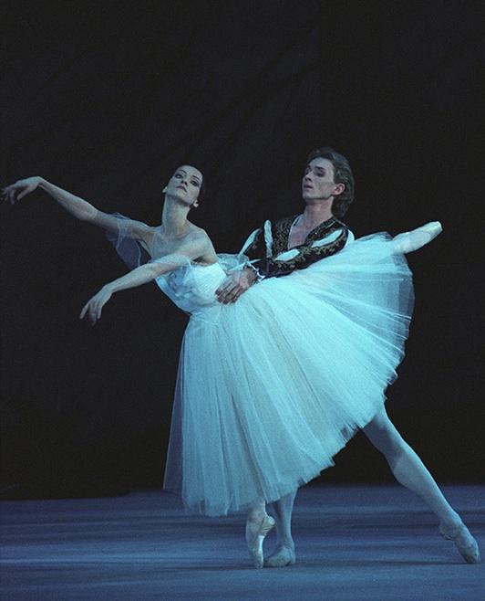 The Bolshoi Ballet's Giselle