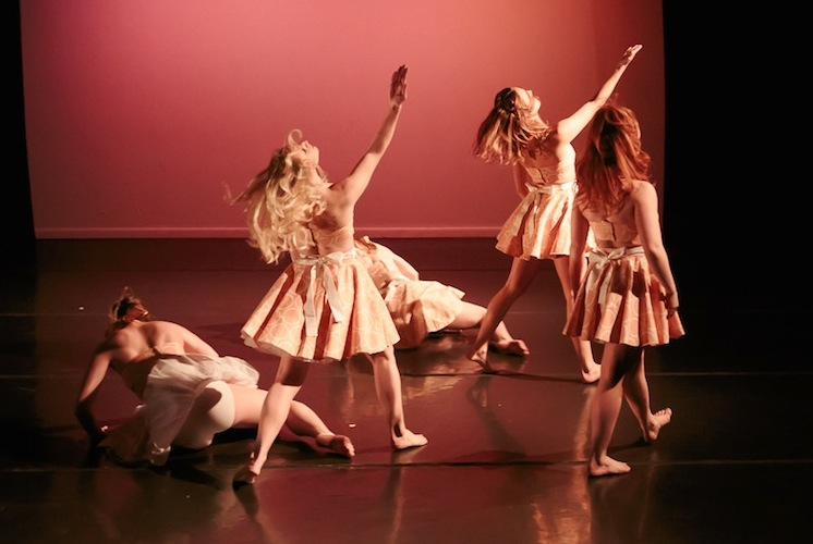 Coredance presents 39 thresholds of being 39 dance informa usa for Contemporary dance classes nyc