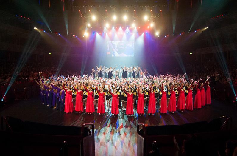 Dance Proms 2013 at Royal Albert Hall