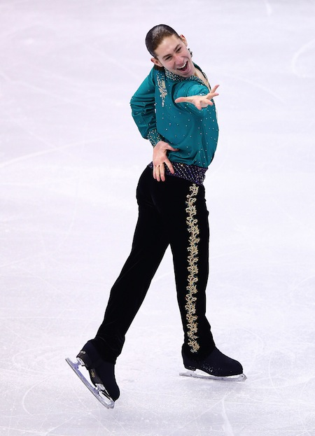 2014 Olympic Bronze Medalist Jason Brown to perform with American Ice Theatre