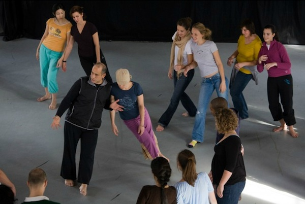 David Dorfman Dance Winter Intensive