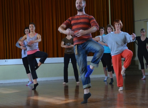 Move Through Life dance class