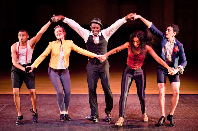 Dorrance Dance coming to 2014 Spoleto Festival