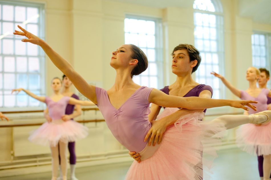 The English National Ballet School