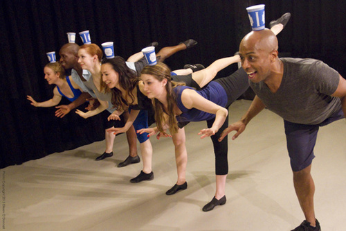 General Mischief Dance Theatre presents Three If By Air