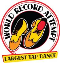'Hot Shoe Shuffle' World Record Attempt