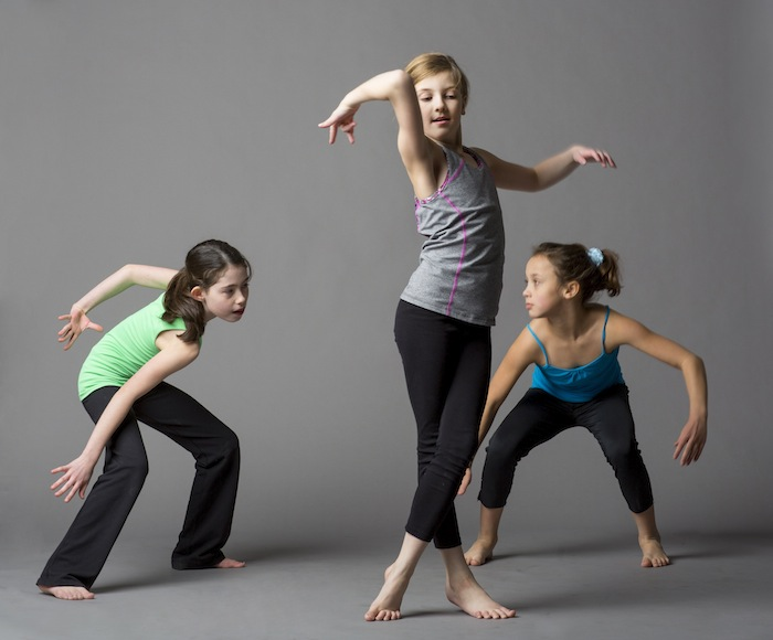 Hubbard Street 2013 Youth Dance Program participants