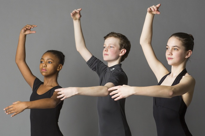 Hubbard Street Dance Chicago's 2014 Youth Dance Camps