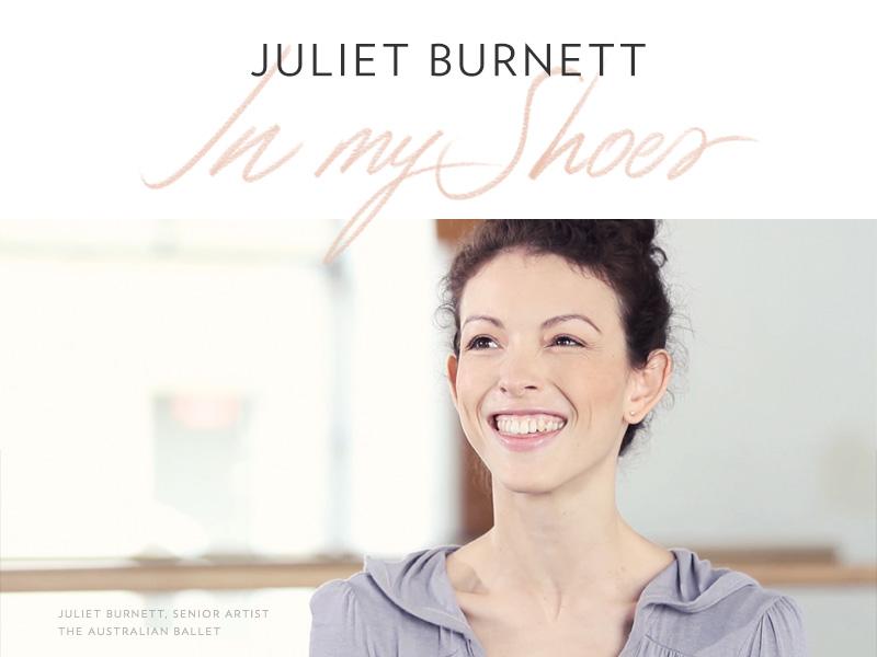 Juliet Burnett - In Her Shoes - Bloch