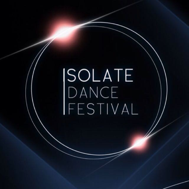 Isolate Dance Festival