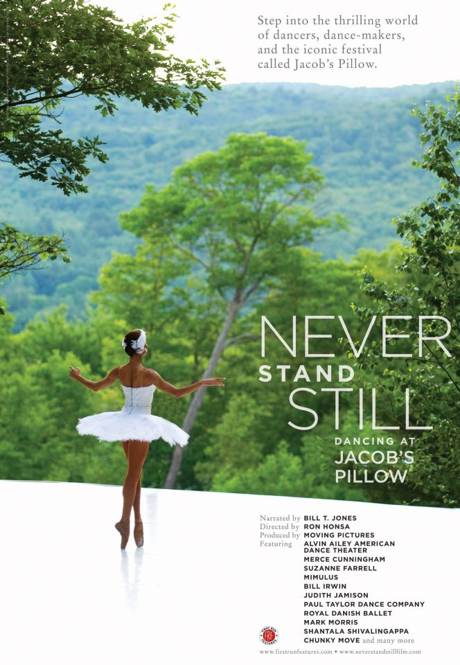 Never Stand Still dance documentary