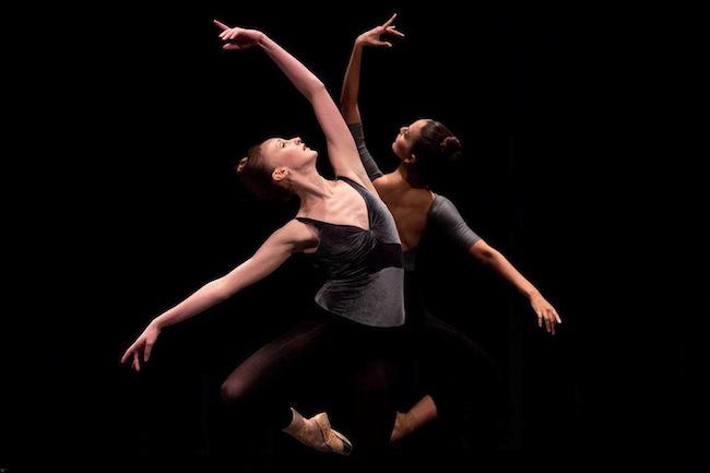 Intermezzo Dance Company in first performance