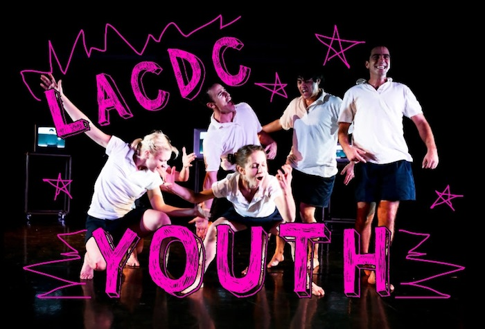 L.A. Contemporary Dance Company in Youth
