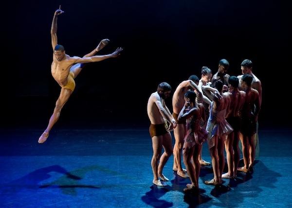 Alonzo King LINES Ballet 2013 fall tour