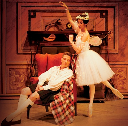 Louisville Ballet presents La Sylphide