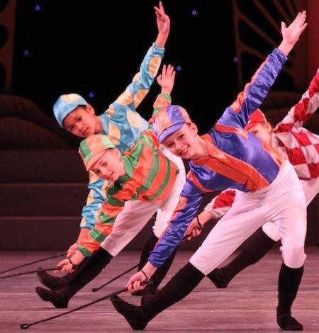 Louisville Ballet's Nutcracker