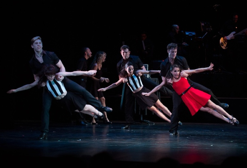Mark Stuart Dance Theatre in 'Standard Time'