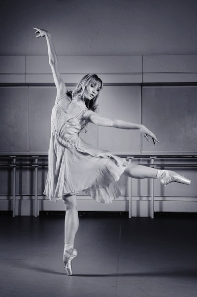 Melissa Hamilton of The Royal Ballet