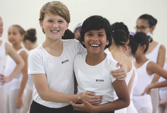 Miami City Ballet School Open House and Auditions