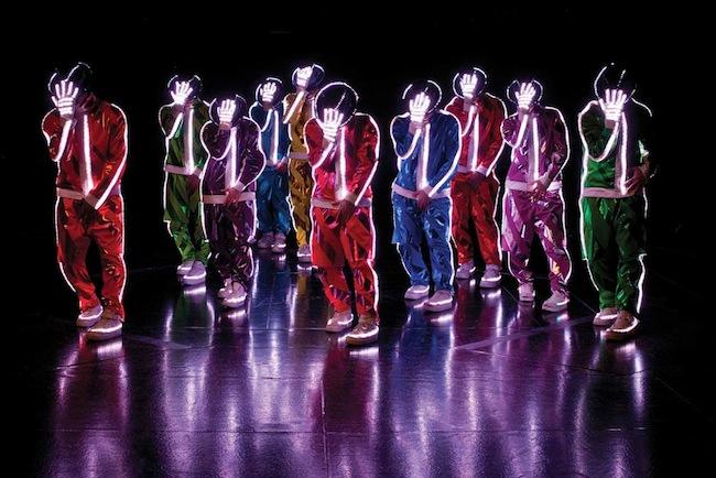 Cirque Du Soleil's Michael Jackson – The Immortal World Tour