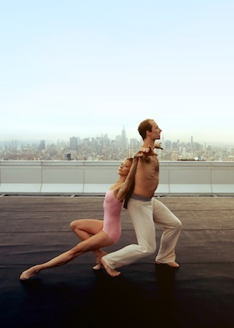 New York City Ballet New Beginnings short film
