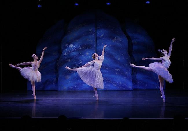 New York Theatre Ballet in Cinderella