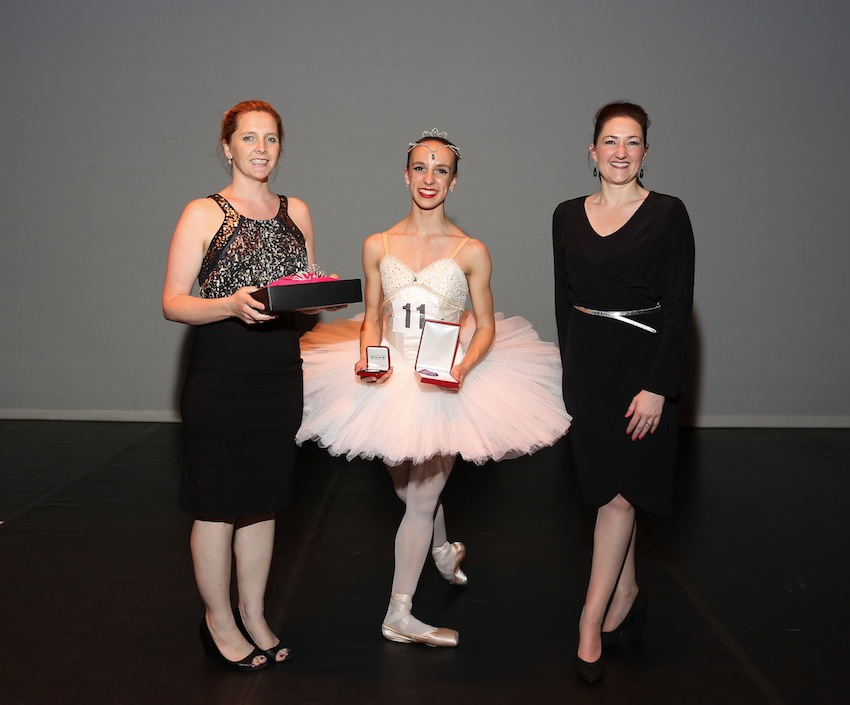 Genée International Ballet Competition 2012