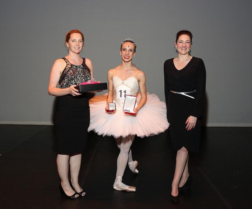 Genée International Ballet Competition 2012