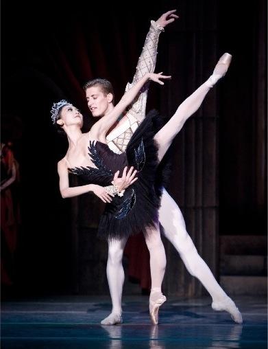 Oregon Ballet Theatre's 'Swan Lake'