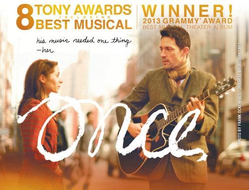Once' comes to Atlanta's Fox Theatre - Dance Informa USA