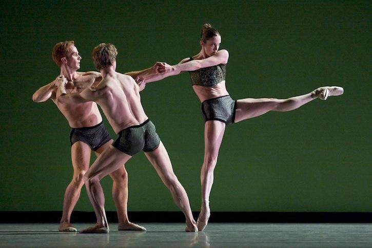 Oregon Ballet Theatre in 'Almost Mozart'