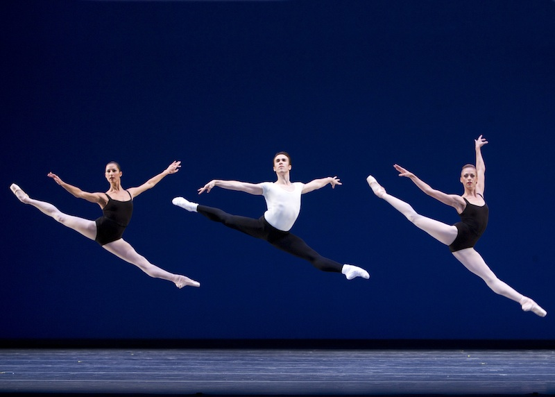 Pacific Northwest Ballet in 'Agon'
