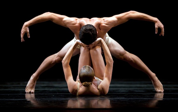 Pacific Northwest Ballet in 'Petite Mort'