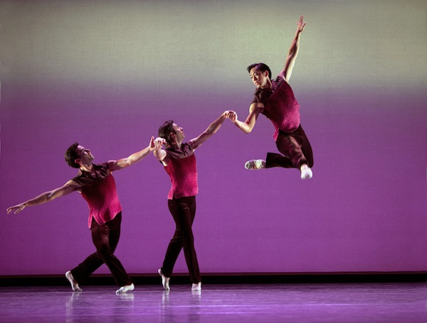 Pacific Northwest Ballet in Mark Morris's Kammermusik