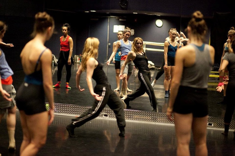 Parsons Dance Summer Intensive Workshop