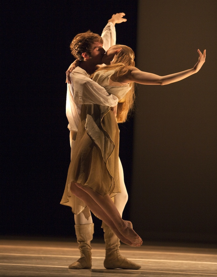 Pacific Northwest Ballet performs Jean-Christophe Maillot's 'Roméo et Juliette'
