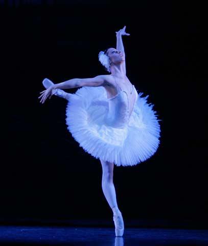 Royal New Zealand Ballet's 'Swan Lake'