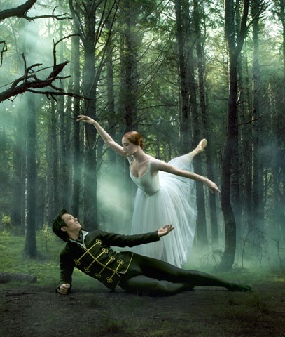 Royal New Zealand Ballet tours 'Giselle'